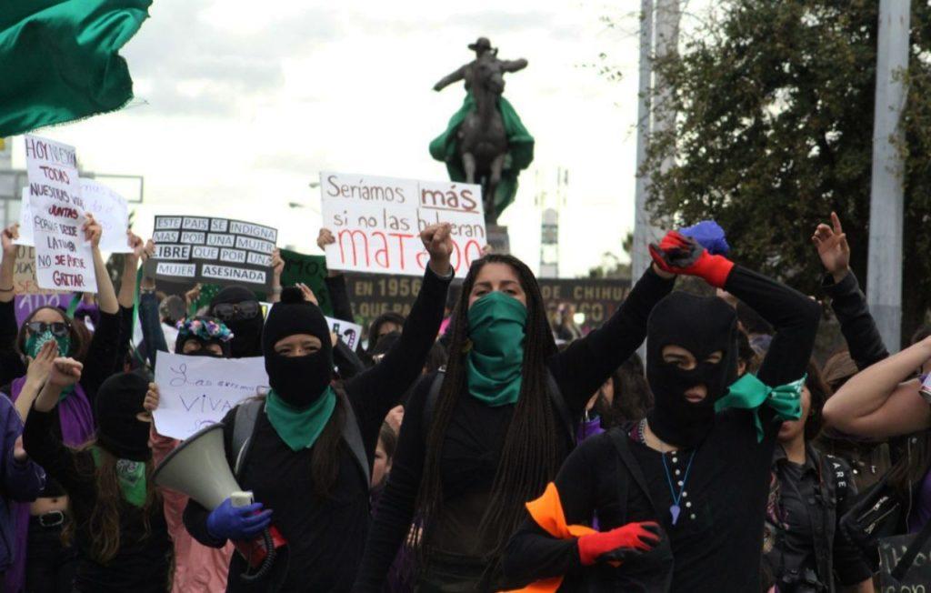 Miles de mujeres demuestran que en Chihuahua ya no habrá silencio ante la violencia feminicida