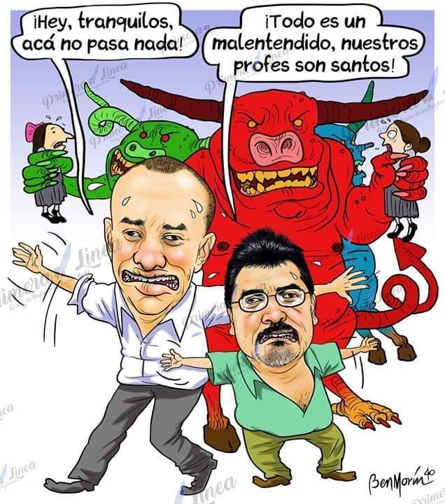 A flote podredumbre en COBAO; acoso sexual y venta de calificaciones envuelven a ese sistema educativo (Oaxaca)