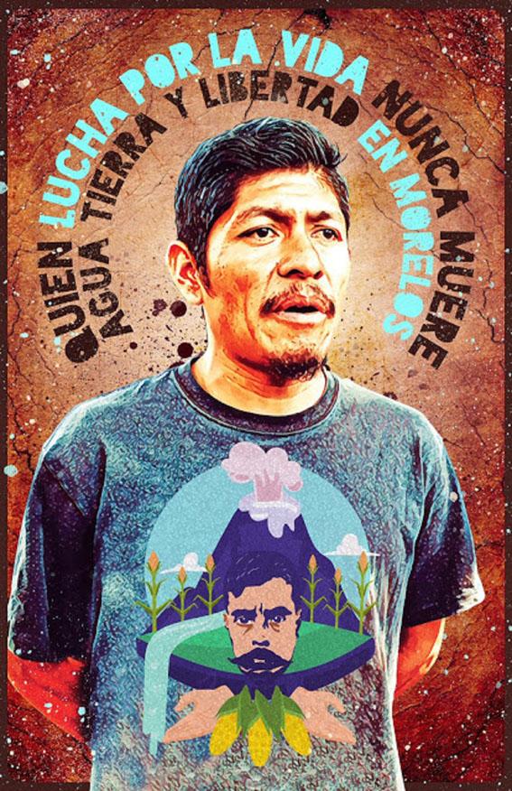 La CGT, desde el Estado español, se pronuncia para exigir justicia para Samir y en contra del PIM (Morelos)