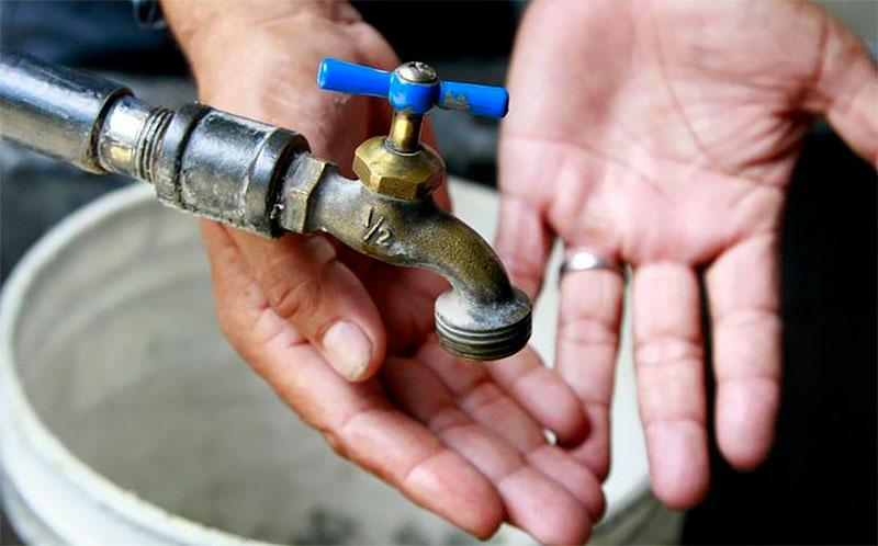 Rosamorada sin agua (Nayarit)