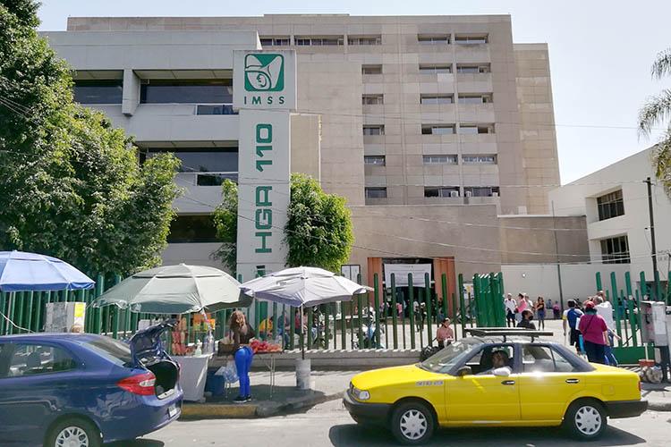 Temen por falta de insumos en el IMSS (Jalisco)