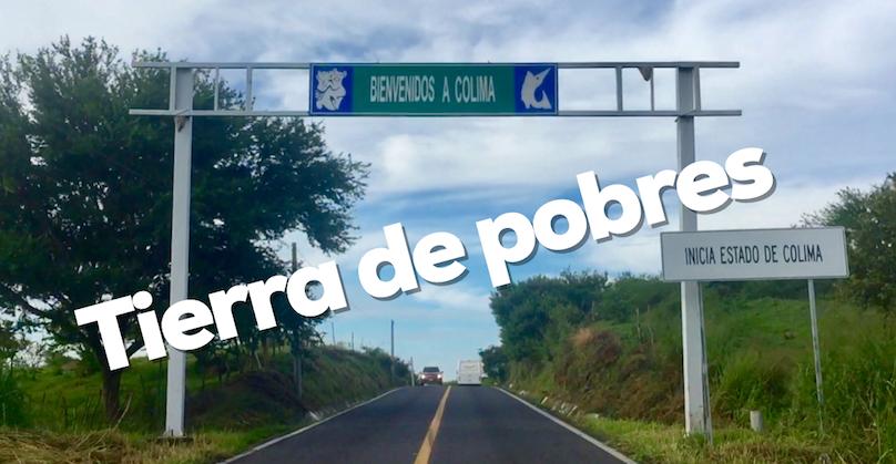 """233 mil colimenses """"viven al día"""", no pueden parar (Colima)"""