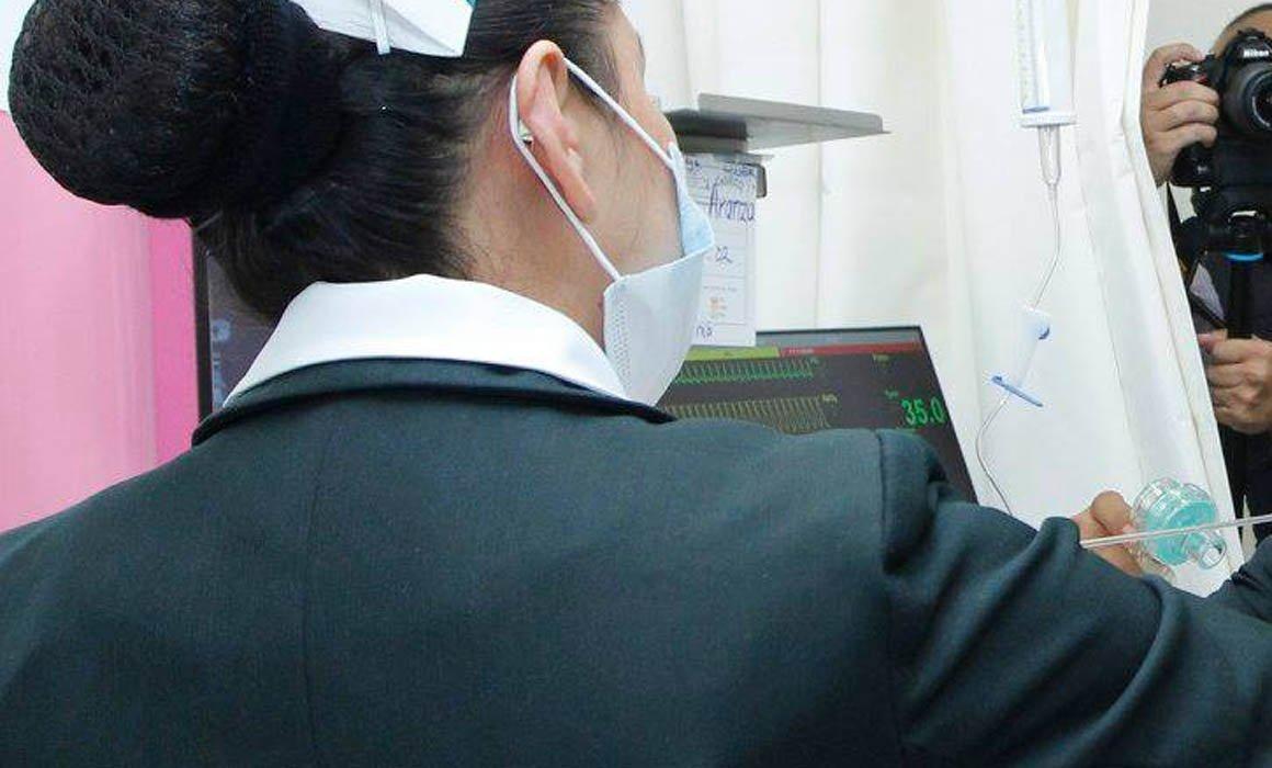 Maldita infectada, el insulto a otra enfermera de San Luis Potosí