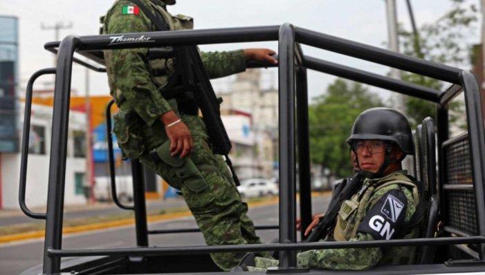 Fase 3: Fuerzas Armadas en calles de la CDMX, Guardia Nacional en hospitales