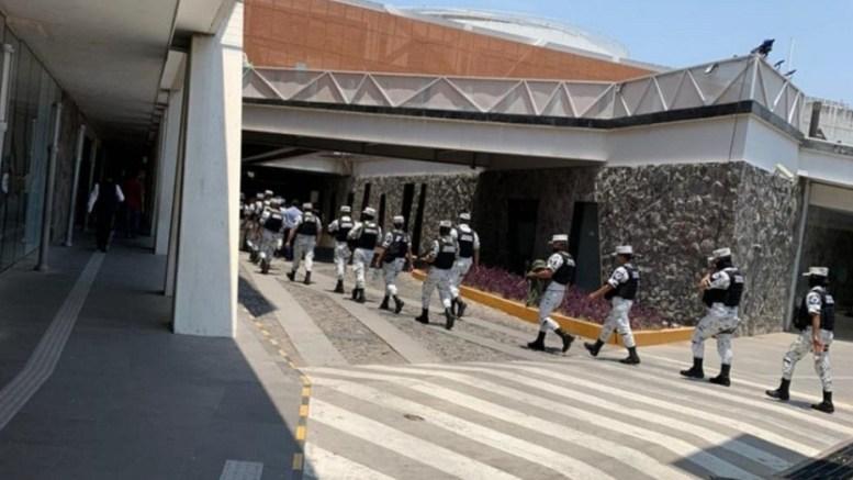 Asumen militares seguridad en instalaciones de IMSS Colima