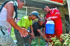 Más de 4 mil enfrentan el coronavirus en la CDMX sin casa, agua ni jabón