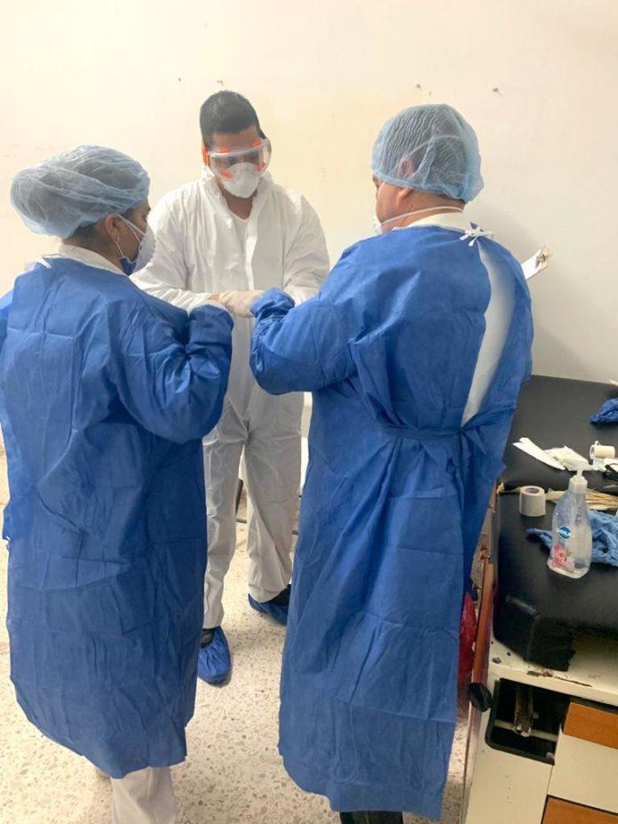 Uno de cada dos contagiados por COVID-19 en Vallarta labora en el sector salud (Jalisco)