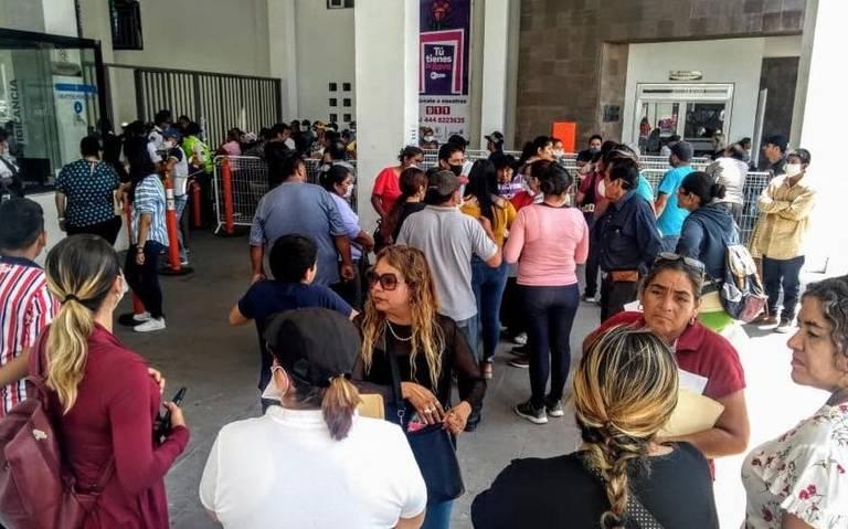 Falta de agua en 12 colonias en la ciudad de San Luis Potosí