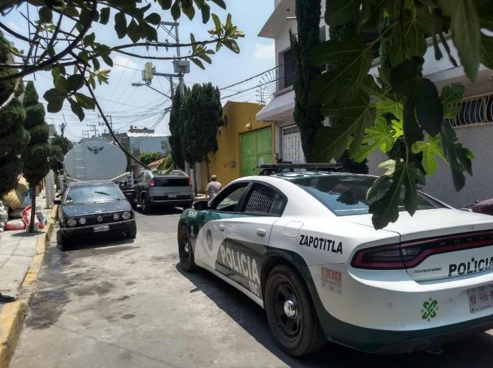 Se agudizan riñas y secuestro de pipas por falta de agua en Tláhuac (Ciudad de México)