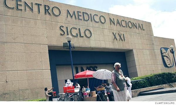 Se registra contagio de Covid-19 en Centro Médico Siglo XXI del IMSS; afecta a dos trabajadores (Ciudad de México)