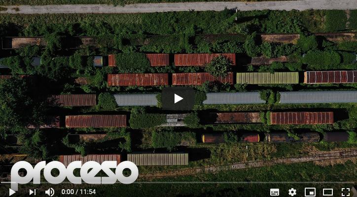 Las vías torcidas del tren maya (Video)