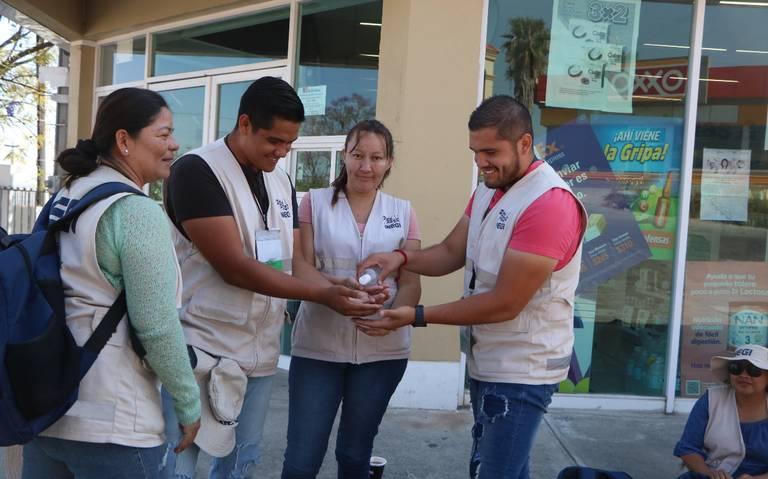 Pese a tener contratos y sin protocolos y equipo de protección ante la pandemia trabajadores del Inegi temen despidos (Jalisco)