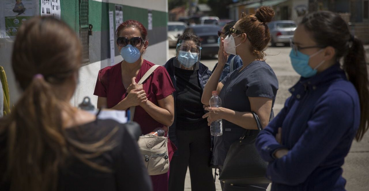 Pruebas de COVID-19 son insuficientes en Mexicali y no hay equipo para afrontar el virus: Colegios de Médicos (Baja California)