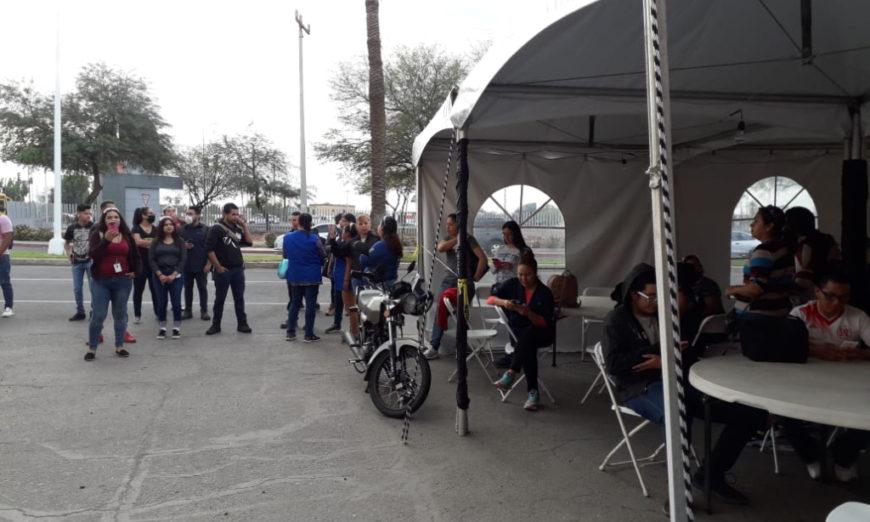 Empleados de maquiladoras en Mexicali paran labores; temen contagiarse de covid-19 (Baja California)