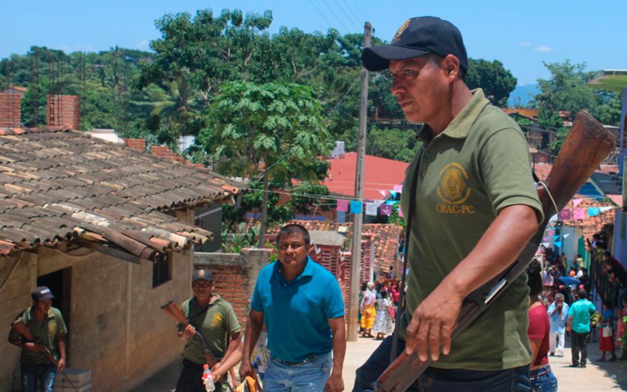 Comunitarios de Guerrero restringen accesos ante la pandemia
