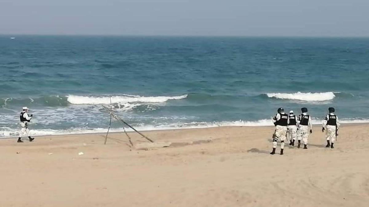 Cárcel y multas económicas por entrar a Playa de Tamaulipas