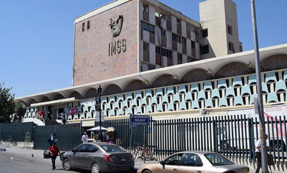 Remueven a director de la clínica 7 del IMSS (Coahuila)