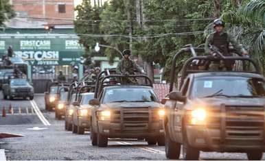 """PRESENCIA DEL EJÉRCITO EN SEGURIDAD, """"INVASIÓN A LA TRANQUILIDAD DE LAS MUJERES"""""""