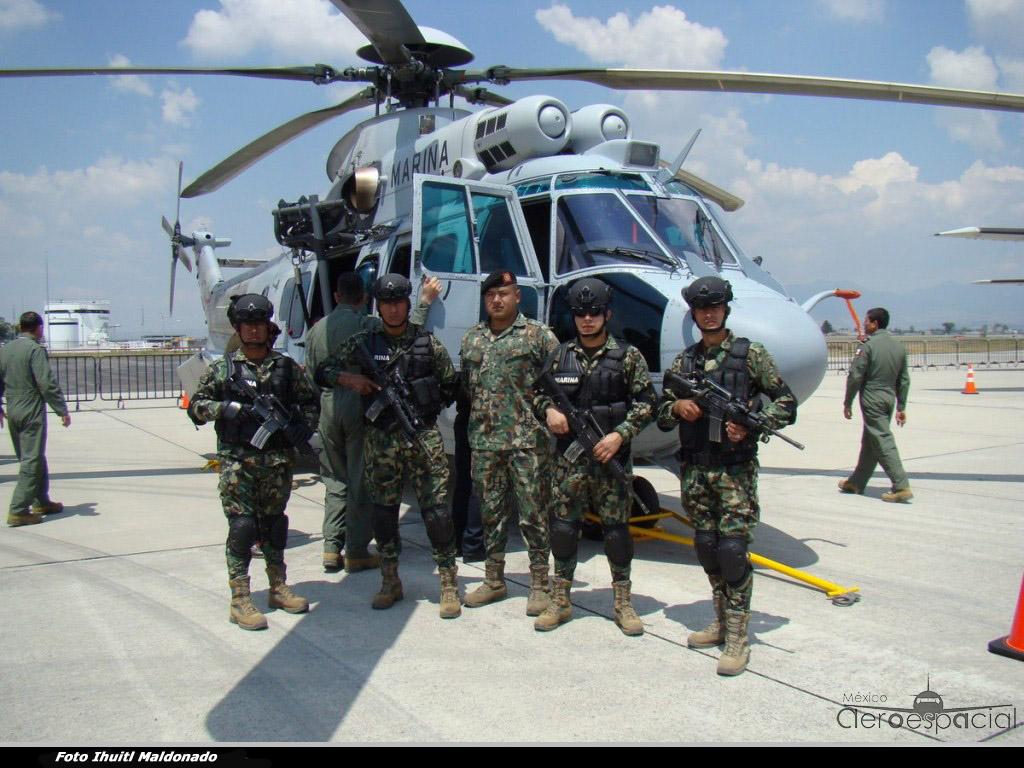 Fuerzas de Seguridad desplegadas dentro del territorio nacional