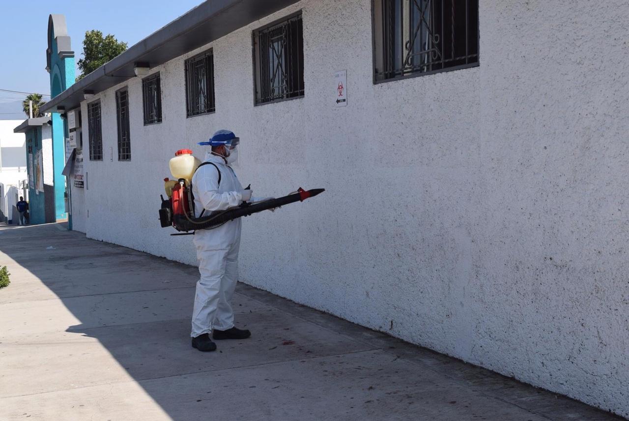 Brote de seis empleados positivos por COVID-19 en Centro de Salud de Ensenada (Baja California)
