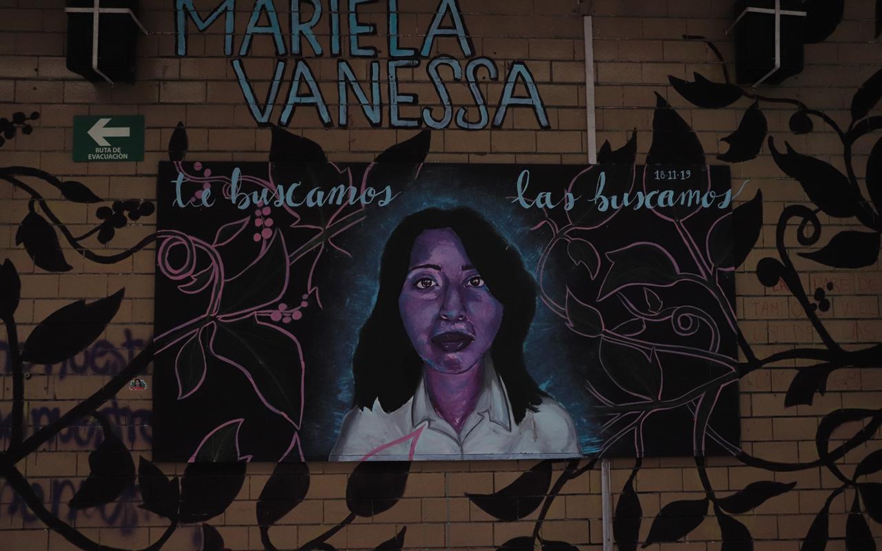A dos años sin Mariela Vanessa, la contingencia dificulta su búsqueda (Ciudad de México)