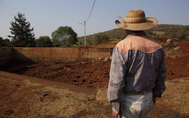 Sin agua enfrentan pandemia de Covid 19 (Michoacán)
