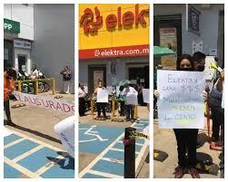 Clausuran Elektra en Milpa Alta; si nos cerraron, a ustedes también (Ciudad de México)
