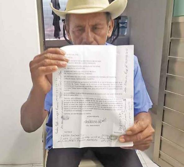 Denuncian ejidatarios de Tecoh despojo de tierras (Yucatán)