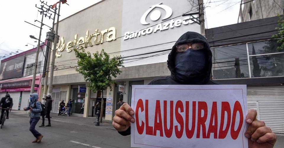 Empleados en Grupo Salinas denuncian despidos arbitrarios; se respetó la ley, dice la empresa (Ciudad de México)