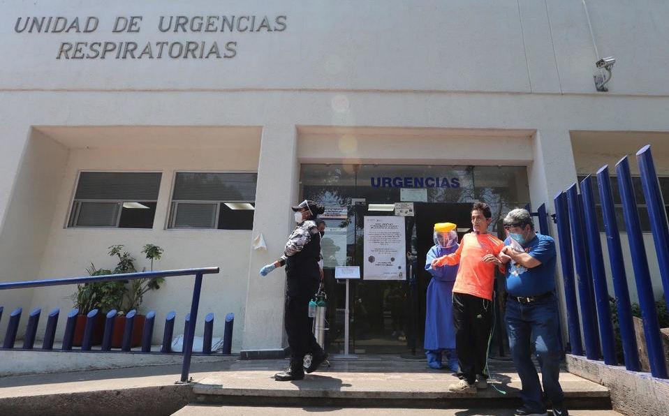 En INER rechazan a pacientes con otros padecimientos por covid-19