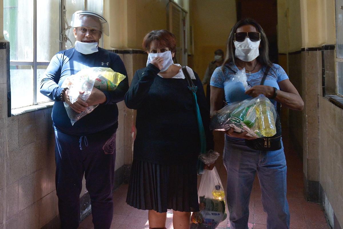 En la calle y sin trabajo, así enfrentan la contingencia las trabajadoras sexuales (Ciudad de México)