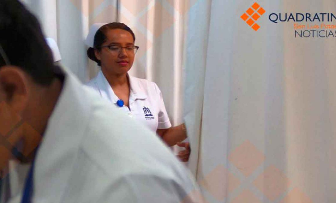 Discriminan en tienda de San Luis Potosí a personal de enfermería