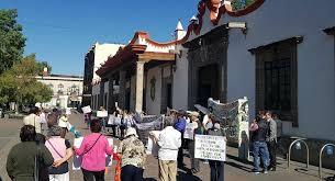 Falta de agua pone en peligro los vecinos de Ciudad de México ante coronavirus