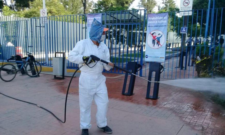 En Guanajuato, covid-19 arrebató la vida a 5 trabajadores de la salud; hay 102 contagiados