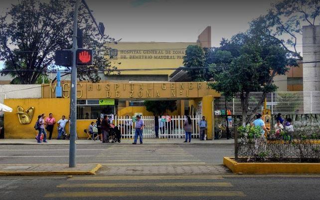 Dos de los principales hospitales para atención del covid-19 en Oaxaca, a punto de colapsar