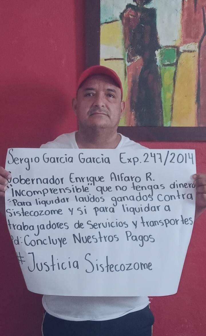 Trabajadores despedidos de Sistecozome tras el cierre en 2017 exigen laudos (Jalisco)