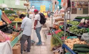 Por pandemia, suben precios de verduras, frutas y mariscos en mercados (Ciudad de México)