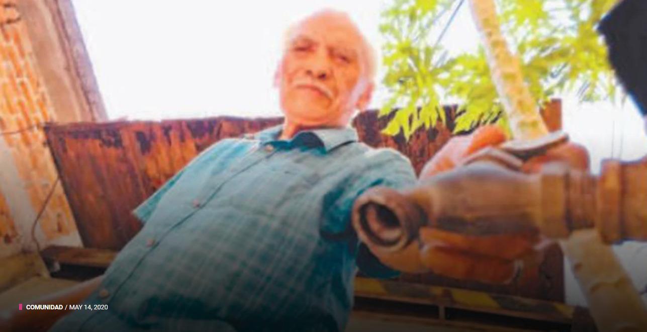 Fernando Aguilar Palma 'mata' de sed a vecinos de 3 de Mayo en Zapata (Morelos)