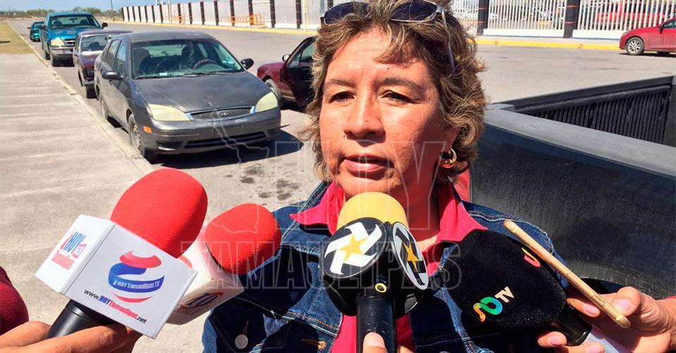 Trabajadores de maquiladoras Aptiv piden sueldo completo en Ciudad Victoria