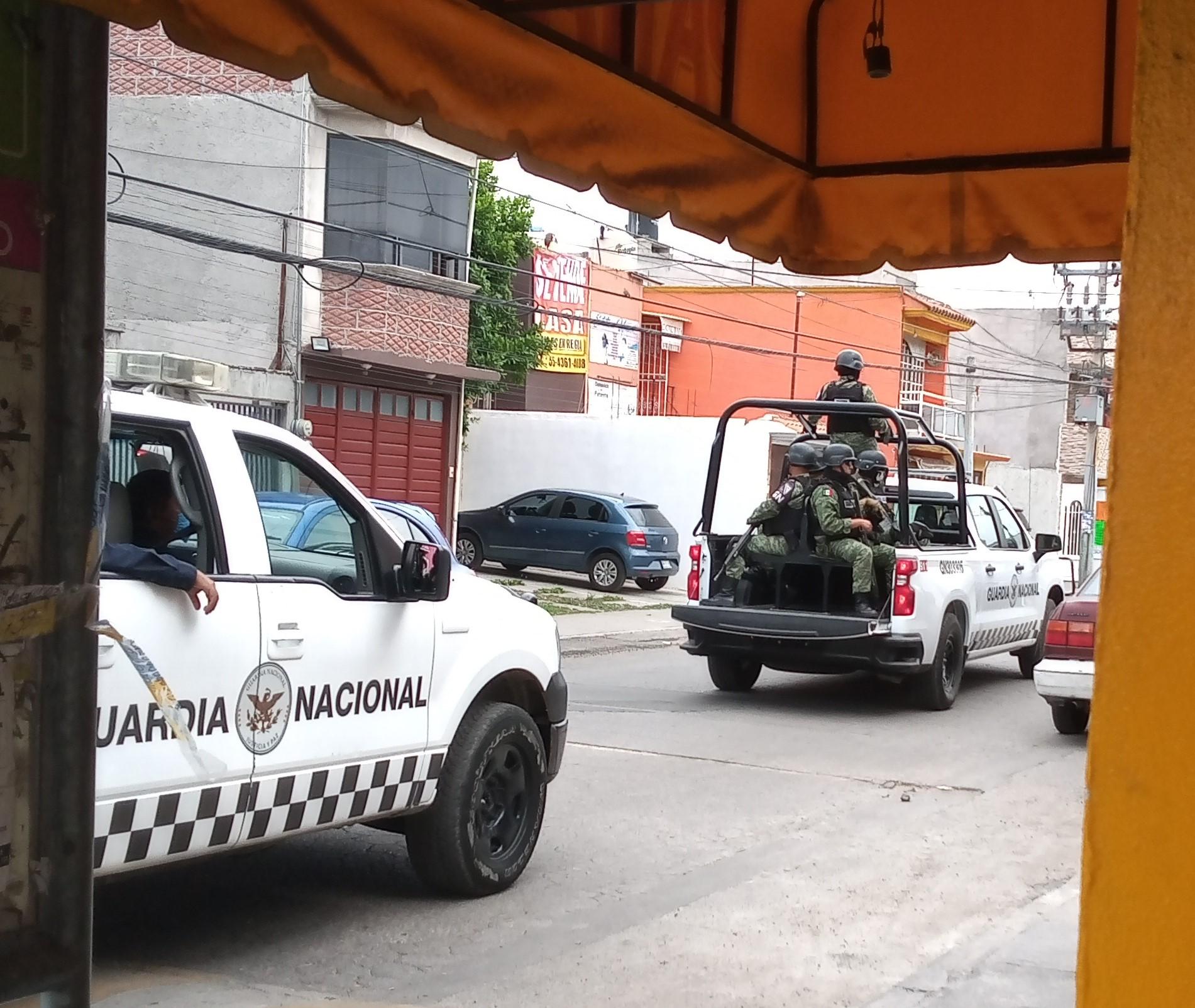 La seguridad interna y la militarización de la sociedad mexicana en tiempos de la 4T