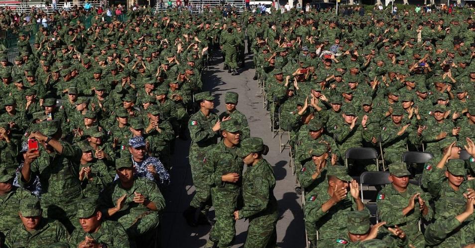 El Ejército, con historial de quejas e investigaciones en su contra, y ahora con aval legal para seguridad pública