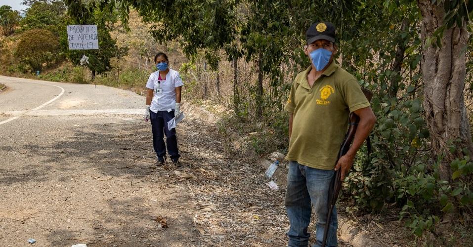 Sin agua y sin empleo: las comunidades indígenas de Guerrero ante COVID-19