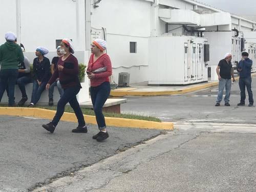 Juárez: mueren 6 obreros de Syncreon, por Covid-19