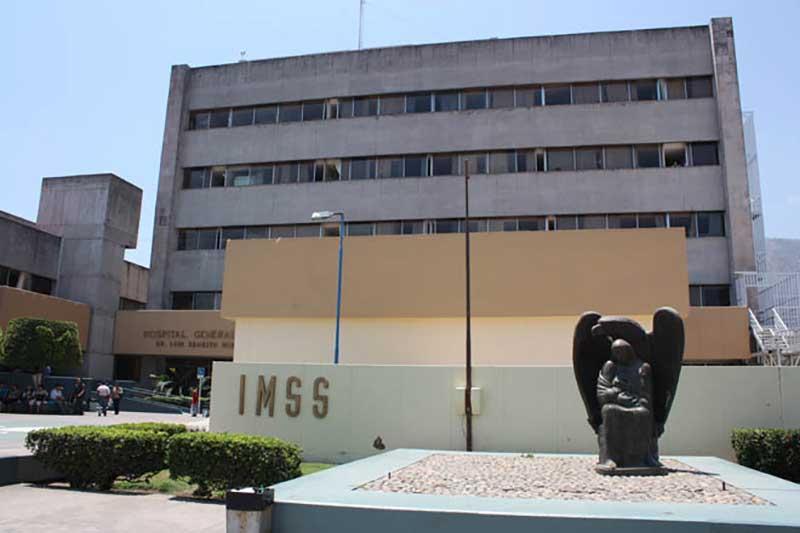 Personal del IMSS trabaja sin equipo de protección contra el COVID (Nayarit)