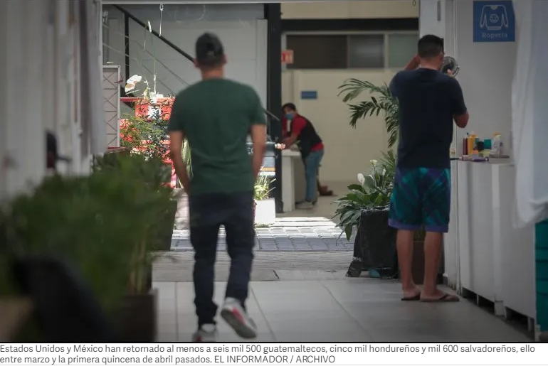 Cierran albergue de migrantes por 15 casos de COVID-19 en Tamaulipas