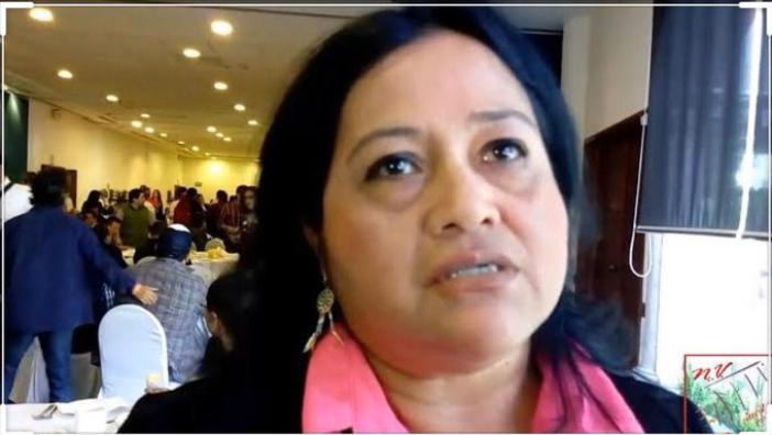 Atacan a balazos a la periodista María Elena Ferral, en Veracruz