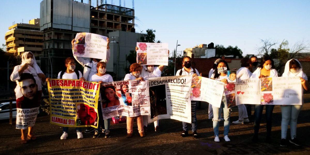 """""""Entre cielo y tierra"""": un colectivo de madres que se aferra al 1% de fe (Jalisco)"""