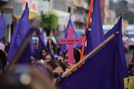 Se agrava pandemia de violencia feminicida en Oaxaca; matan y queman a alumna de Cobao y a su hijo