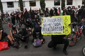 Abuso de autoridad en CDMX: una radiografía entre las protestas
