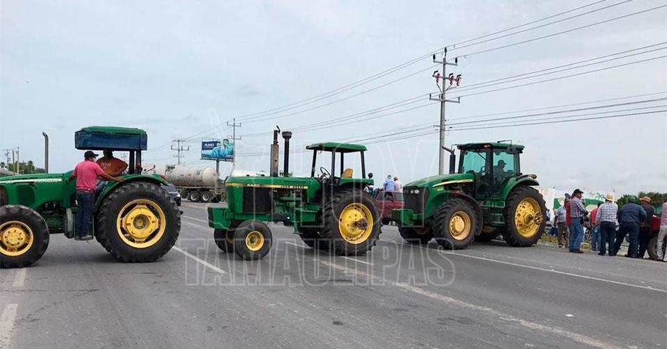 Plantean sorgueros de Tamaulipas endurecer sus protestas